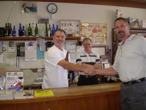 Dave Hill - Customer Service